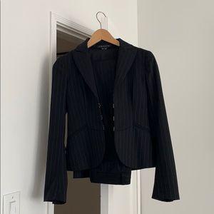Theory matching pants and blazer
